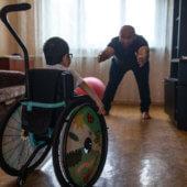 Активные коляски для фантастической пятёрки